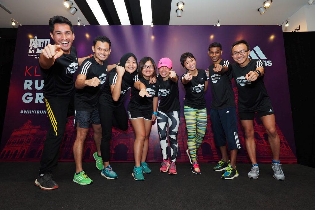 Team adidas for #SCKLM16